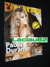 Paola Durante Especial Fotos Mexican Edition Sexy & Hot - PlayB