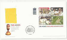 GB FDC 2005 The Ashes England Winners m/s