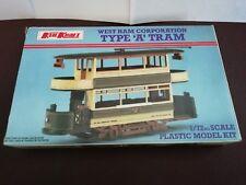 Keil Kraft Type A Tram West ham corporation 1/72 scale model kit