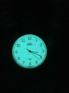 timex indiglo mens watch Working Order