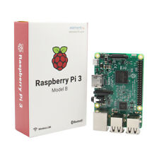 Mini PC Raspberry Pi 3 B Quad core RAM 1Go WiFi/Bluetooth/Ethernet 4 USB microSD