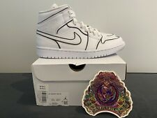 Nike Air Jordan 1 Mid Iridescent Reflective Women 8,5WMNS 40EU 6UK NEW
