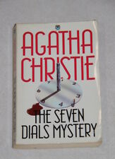 Book by AGATHA CHRISTIE - The seven dials mystery