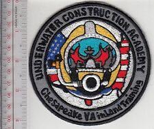 SCUBA Hard Hat Diving Virginia Underwater Construction Academy Chesapeake,VA gre