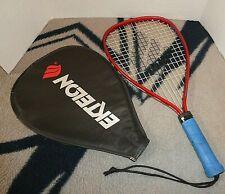 Slightly Used Ektelon Corrado Racquetball Racquet with cover.