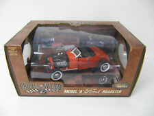 1:18 Highway 61 #50163 Origins of Speed 1929 Ford modello a ROADSTER Arancione /