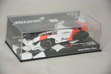 Mclaren Honda Mp4/4b Test car Formule 1 1988 (emanuele Pirro ) 1 43