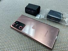 Samsung Galaxy Note 20 Ultra 5G SM-N986U - 128GB - Bronze (Unlocked) NEW 10/10
