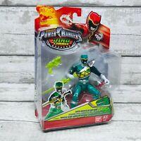 Bandai Power Rangers Dino Charge Green Ranger Action Hero Figure Brand New