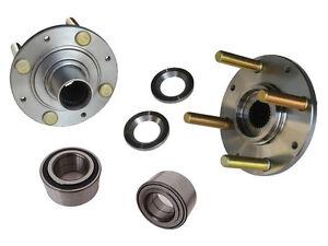 Karcepts 36mm Swap Hubs With Koyo Wheel Bearings - Honda/Acura - KWH03