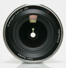 Zeiss Distagon T 21 mm for / 2.8 ze Lens for Canon Closeouts