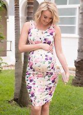 NEW - Floressa - Micheline Maternity Nursing Tank Dress - Summer Baby Shower