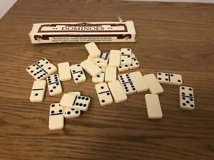 House Of Marbles DOMINOES Classic Family  or Pub Game
