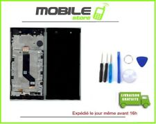 Vitre Tactile + Ecran LCD + Chassis Sony XA1 ULTRA Et G3221 G3226 Noir + Outils