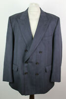 AQUASCUTUM Double Breasted Blazer size Reg 46