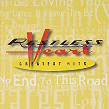 RESTLESS HEART CD - GREATEST HITS (2015) - NEW UNOPENED - COUNTRY