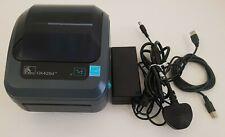 Zebra GK420d Thermal Label Printer Low Usage Ebay Post Seller Chemist 4
