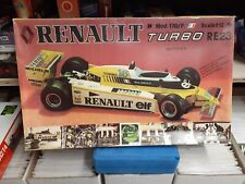 Protar Renault Turbo RE23 Model Kit 1/12