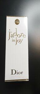 Christian Dior J'Adore In Joy Eau de Toilette  For Women 50 ml Spray New& Sealed