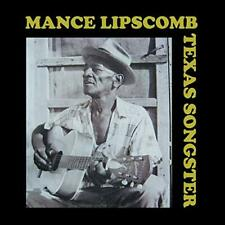 LIPSCOMB, MANCE-Texas Songster VINYL NEW