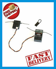 hobby rc receivers & transmitters ebay RC Receiver Wiring Wiring Diagram for an Airplane 9ch rc plane wiring diagram