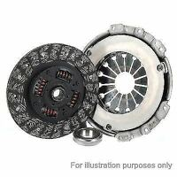 Clutch Kit 3pc (Cover+Plate+Releaser) 624337200 LuK 21207580690 7580690 Quality