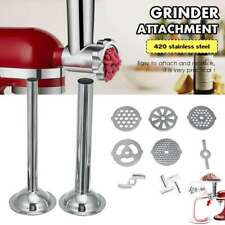 Food Meat Grinder Attachment Accessories For Kitchenaid Stand Mixer Kitchen Aid