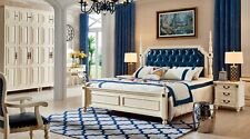 Waterbed Colonial Antique Style Bed Chesterfield Beds Baroque Rococo Ehe Double