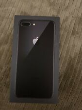 Apple iPhone 8 Plus - 128GB - Space Gray (Unlocked) A1864 (CDMA + GSM)