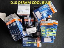 D1s OSRAM 66140cbi 6000k 20% più luce