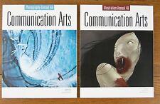 2007 Communication Arts CA Magazine PHOTOGRAPHY  ILLUSTRATION ANNUALS 48 EUC