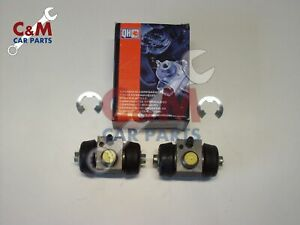 Rear Brake Wheel Cylinder Pair for AUSTIN 1000-SERIES from 1970 to 1974 - QH