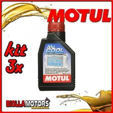 KIT 3X 500ML MOCOOL MOTUL ADDITIVO RADIATORE MOTUL 500 ML - 3x 102222