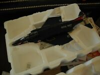 Reduced Franklin Mint / Armour F-4 Phantom ROYAL NAVY, 1/48, Extremely Rare!