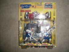 1998 Starting Line Up Double Wayne Gretzky/Mark Messier Stanley Cup