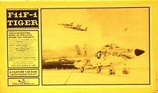 Collect-Air Models 1/48, High Grade F11F-1 Tiger Resin/Metal/Pe