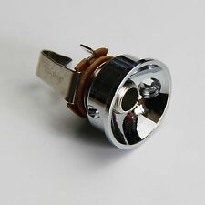 Chrome ElectroSocket Tele Telecaster Esquire Cup Electro Socket with Jack