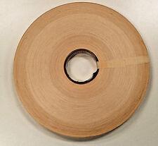"White Birch 7/8"" x 500' non glued edge banding"