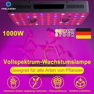 1000W CREE COB LED Grow Light Vollspektrum für alle Zimmerpflanzen Gemüseblumen