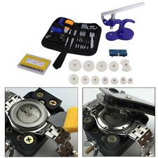 409 tlg. Uhrenwerkzeug Uhrmacherwerkzeug Set Reparatur Set mit Tasche Werkzeug