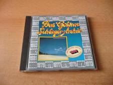 CD Das Goldene Schlager-Archiv 1984: Gazebo Stephan & Nina Nena The Ace Cats ...