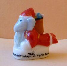 Fève Babar le Roi de la Fête (embouts de crayon) - 2003 - Noël