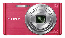 Sony Compact Digital Cameras with Red-Eye Reduction
