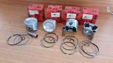 4x Pistons fits Alfa Romeo 33 60750642 Genuine
