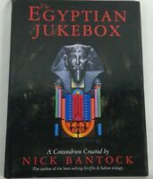 The Egyptian Jukebox : A Conundrum by Nick Bantock (1993, Hardcover)