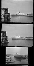 3x Ferry MV COHO VICTORIA BC British Columbia Port Angeles WA Photo Negatives 8