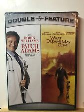 New ~ Patch Adams/What Dreams May Come Double Feature (Dvd, 2007, 2-Disc Set)