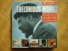 cd box THELONIOUS MONK € 15