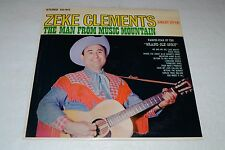 Zeke Clements~The Man From Music Mountain~Guest Star GS1443~FAST SHIPPING