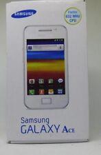 Samsung Galaxy Ace GT-S5830 - Onyx Black (Unlocked) Smartphone
